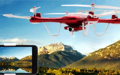 Ini Dia Spesifikasi Drone Syma X5UW