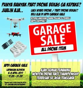 Drone Garage Sale Bogor Sky Official Blog