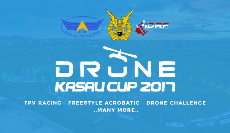 Drone Kasau Cup 2017