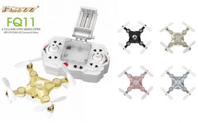 FQ11 – Foldable Arm Mini Drone Dengan Kamera FPV Di Dalam Saku Anda