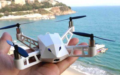 Mengenal Kudrone, Nano Drone Dengan 4k Kamera