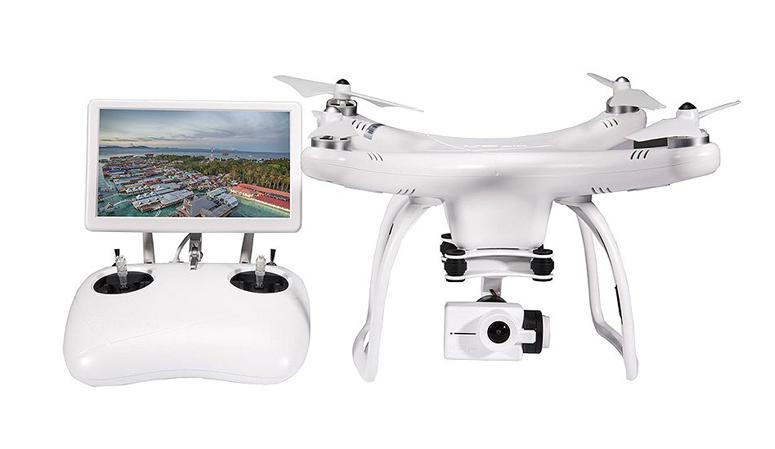 Upair One Drone – Hanya Sekedar Tiruan Dji Kah ?