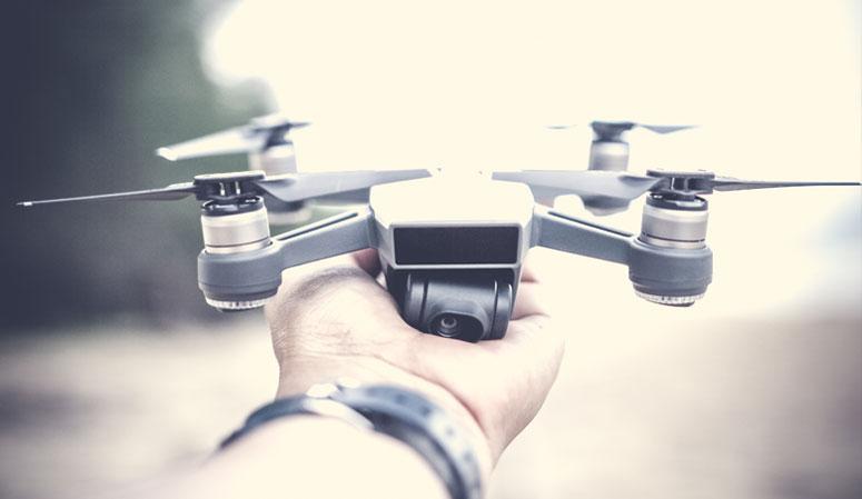 Drone Cuma Buat Hobi Aja ? Bener ?