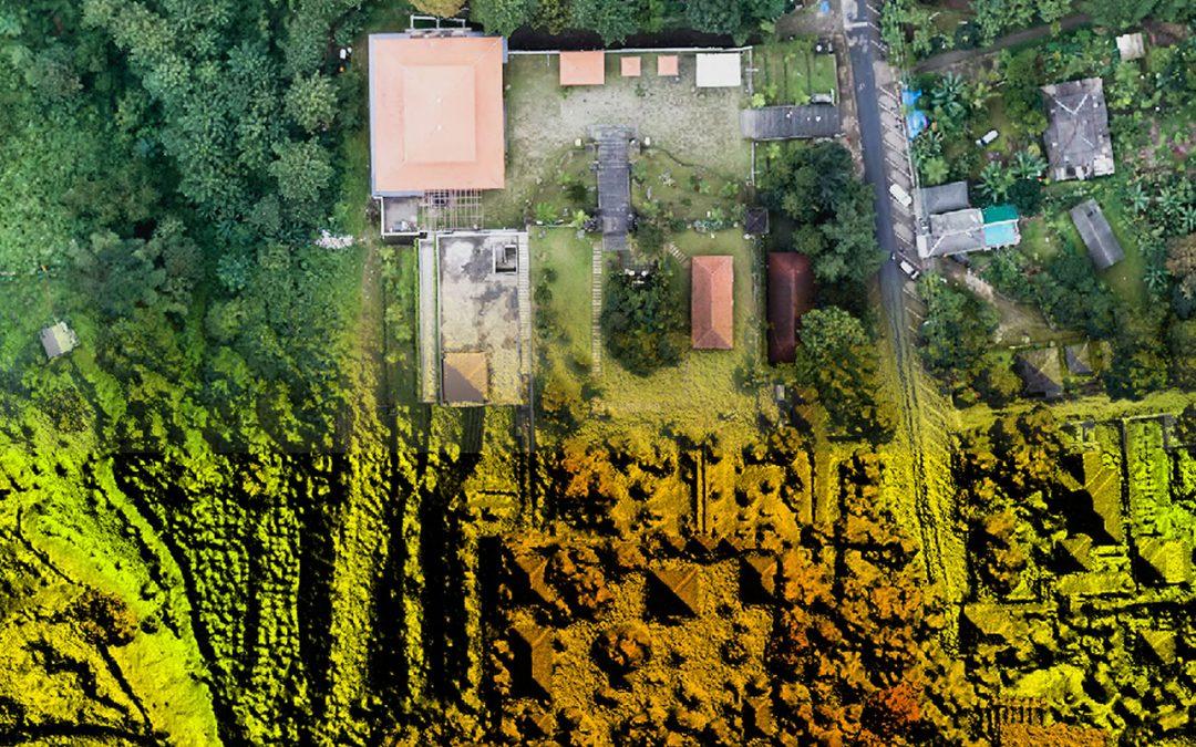 Bogor Sky - Pemanfaan Drone dan UAV Untuk Pemetaan - Tutorial Pemetaan