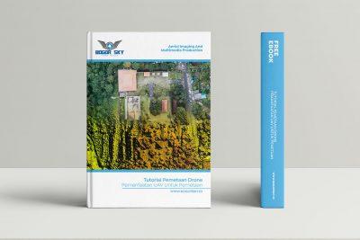 Free E-Book Tutorial Pemetaan Drone - Pemanfaatan UAV Untuk Pemetaan
